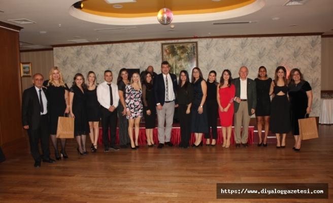 TED Kuzey Kıbrıs yönetici ve öğretmenleri Merit Lefkoşa Otel'de buluştu
