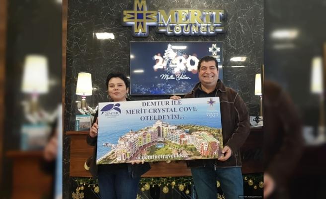 Demtur Travel'ın talihlileri unutulmaz bir yılbaşı tatili yaşadı