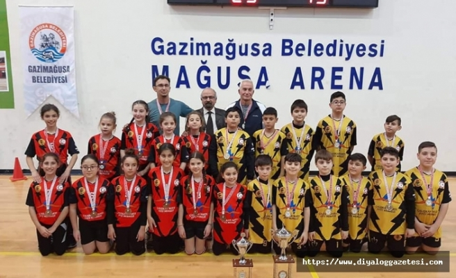 Erenköy ve Polatpaşa şampiyon