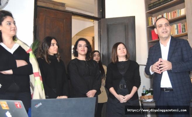 Kadınların ekonomik hayata katılmasını sağlamayı amaçlayan 'Kız Kardeşim Projesi' tanıtıldı