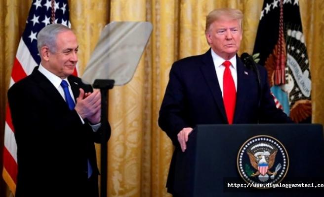'Kudüs' ü istiyor