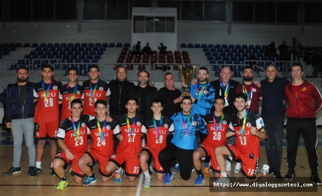 U20'de şampiyon YDÜ