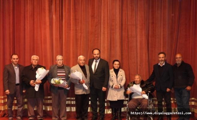 Üsteğmen Mustafa Orhan'ın hayatının konu alındığı belgesel gösterildi