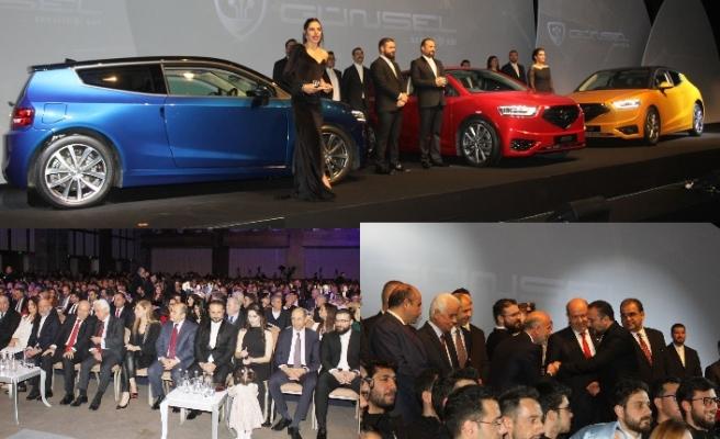 2025'te 20 bin araç üretilecek