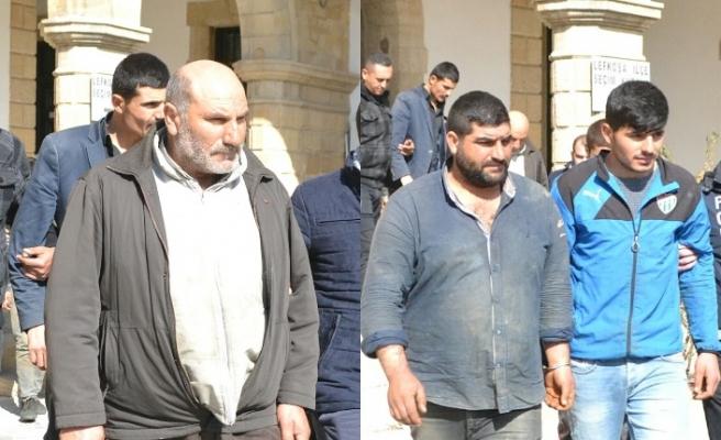 9 kişi tutuklandı