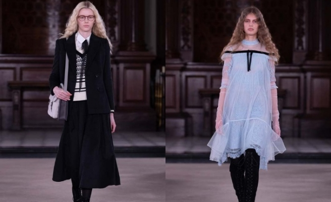Bora Aksu, Sonbahar-Kış 2020/2021 koleksiyonunu Londra Moda Haftası kapsamında tanıttı