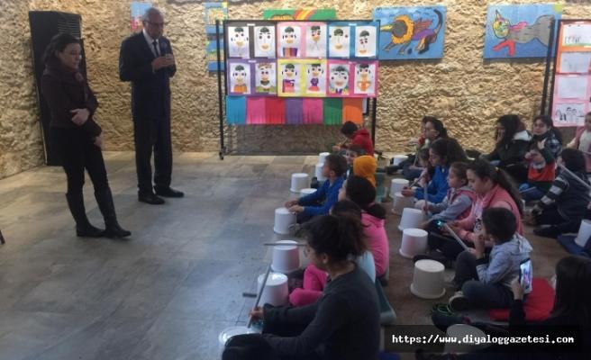 'Eğitime Kısa Bir Mola' sloganıyla düzenlenen Yarı Yıl Şenlikleri son buldu
