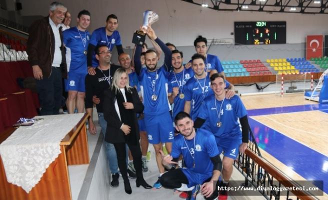 Şampiyon Çamlıkspor