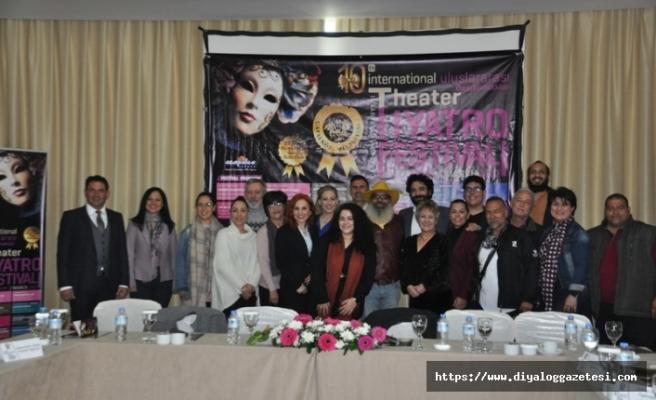 Uluslararası Beşparmaklar Tiyatro Festivali 1-27 Mart tarihlerinde gerçekleştirilecek
