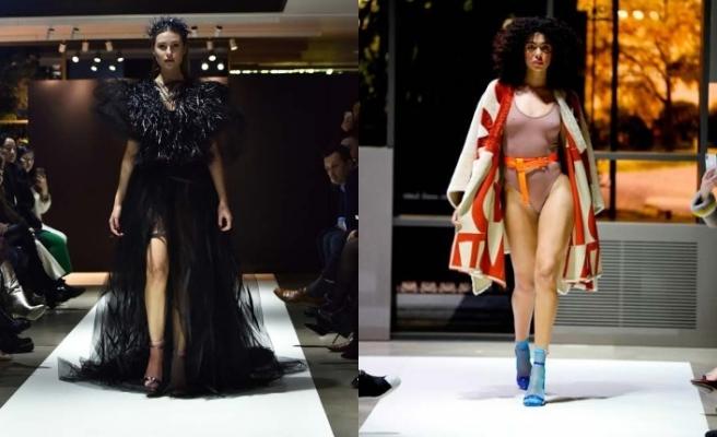 VlastaKopylova yeni koleksiyonu ile Milano Moda Haftası'nda görücüye çıktı