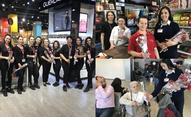 Ercan Havalimanı İşletmeciliği, Kadın Sığınma Evi için kampanya başlattı