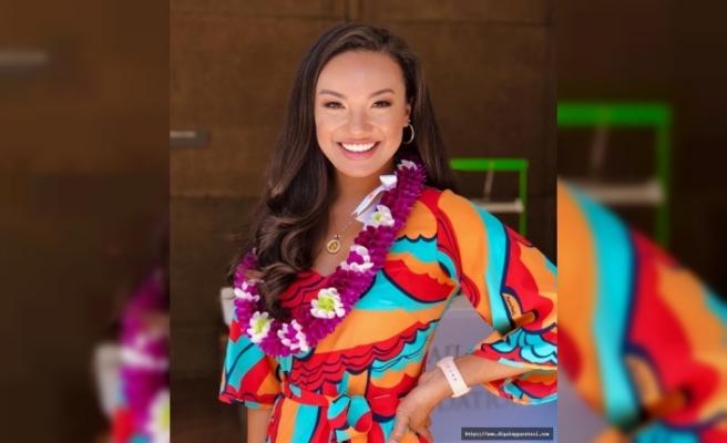 Hawaii Güzellik Kraliçesi corona virüse yakalandı