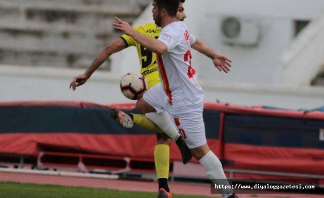 İlk yarı finalist Türk Ocağı 1-3