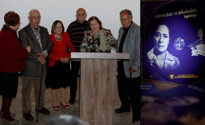 Kâmran Aziz ve Arkadaşları Müzik Topluluğunun CD'si tanıtıldı