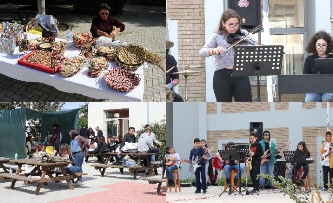 Levent Koleji'nde renkli ve eğlenceli etkinlik gerçekleştirildi