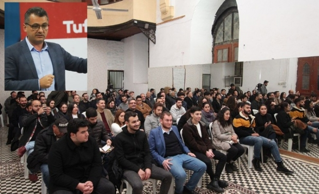 """""""Sarayönü'nde oturmayacağız"""""""