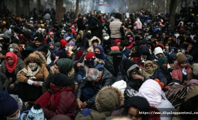 Soylu: Edirne'den 36 bin göçmen ayrıldı
