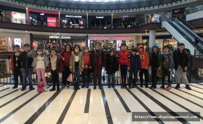 TED Kıbrıs Koleji öğrencileri, İzmir'deki uzay kampına katıldı