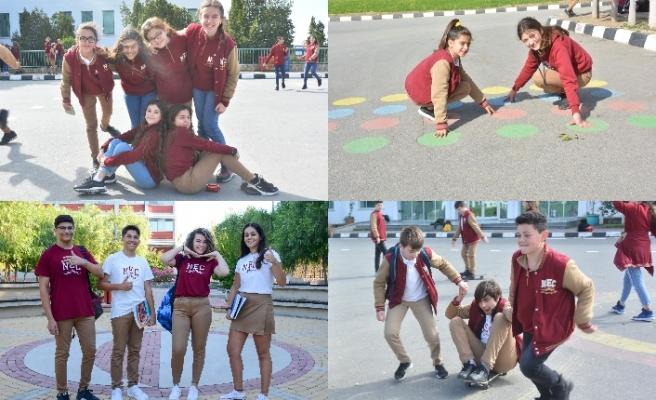 """YDÜ öğrencileri """"Arkadaşlık Günü"""" etkinliğinde çeşitli paylaşımlar yaptı"""