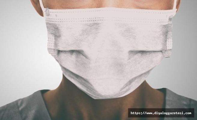 Bugünde Diyalog alan herkese maske hediye