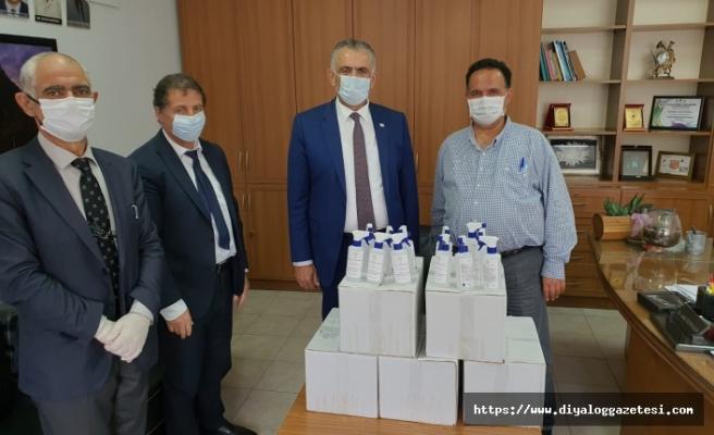 Türk Maarif Koleji'nden örnek işbirliği