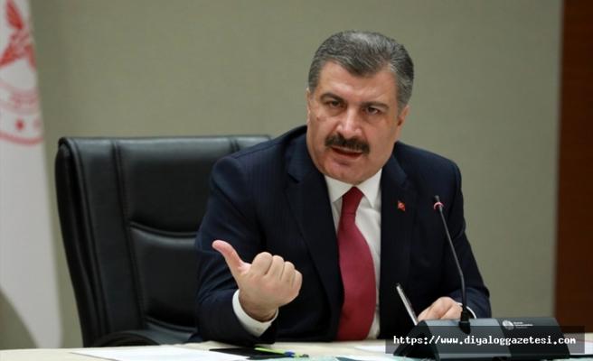 Türkiye'de can kaybı 2 bin 992