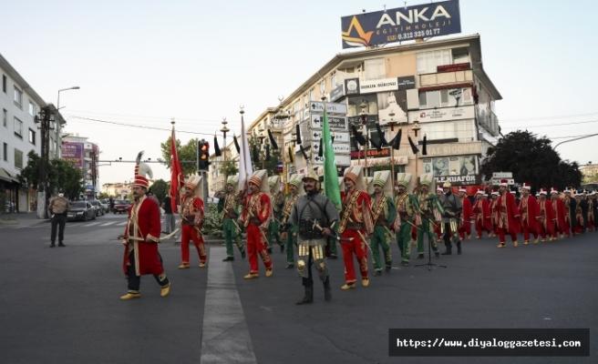 Başkentte Jandarma Bando Birliği 19 Mayıs'a özel konser verdi
