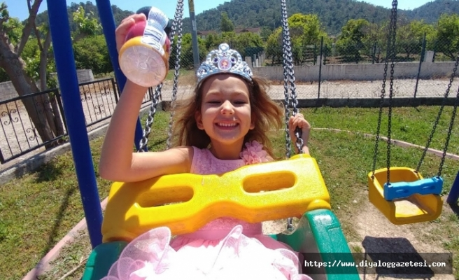 Çocuk parkları açıldı