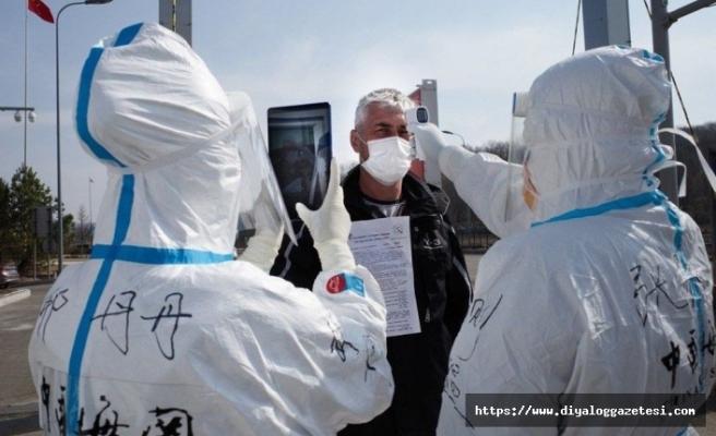 Dünya'da can kaybı 245 bini aştı