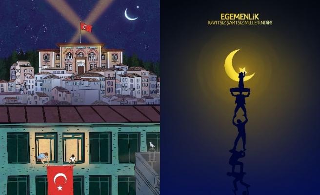 """""""Hakimiyet-i Milliye"""" konulu yarışmayı kazananlar belli oldu"""