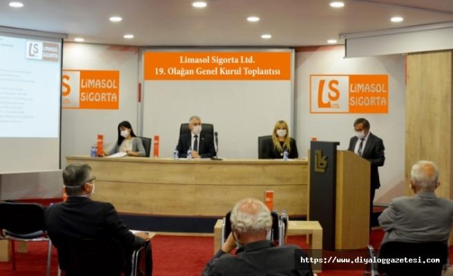 Limasol Sigorta Olağan Mali Genel Kurulunu yaptı