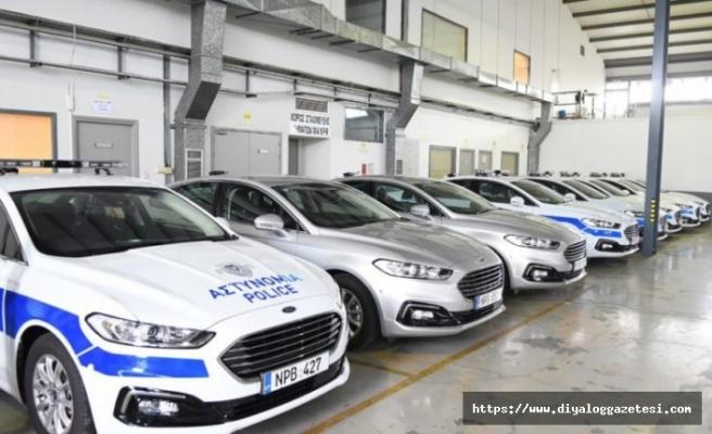 Polis modern araçlarıyla hız ölçebilecek