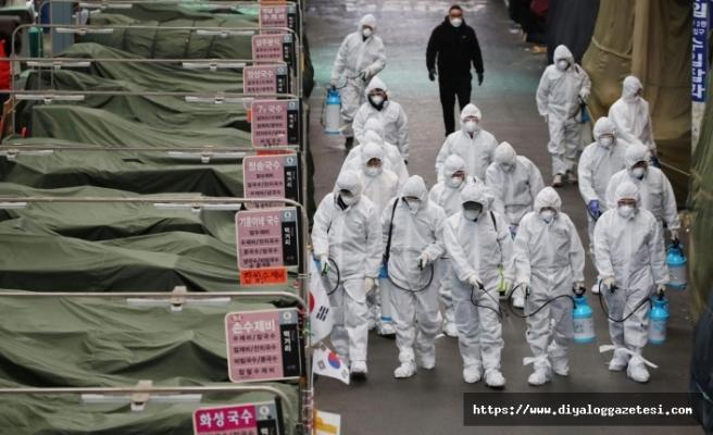 Dünya genelinde 374 bin 538 kişi hayatını kaybetti