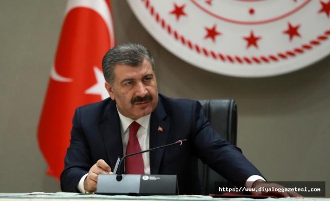 Türkiye'de vaka sayısı 178 bin 239 oldu