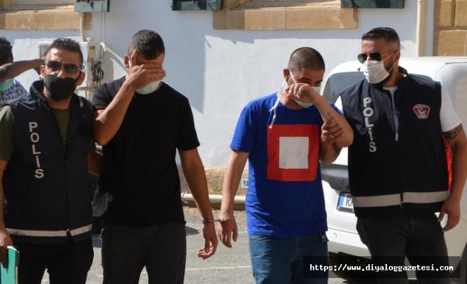 Alan da satan da tutuklandı