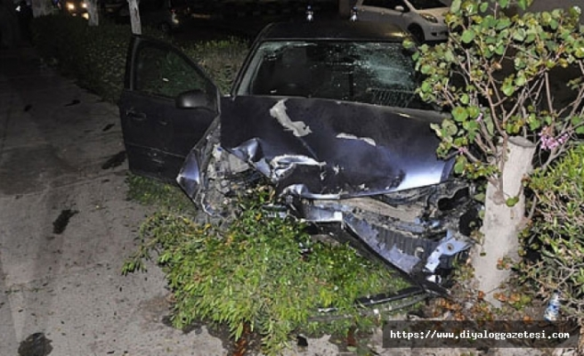 Alkollü şoför ölüme sebebiyet verdi