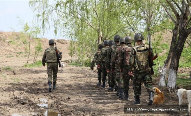 Azerbaycan-Ermenistan sınırında yine çatışma