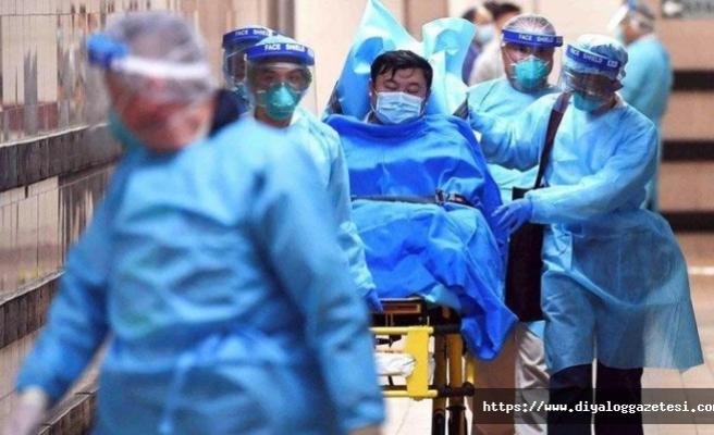 Dünya genelinde can kaybı 583 bini aştı