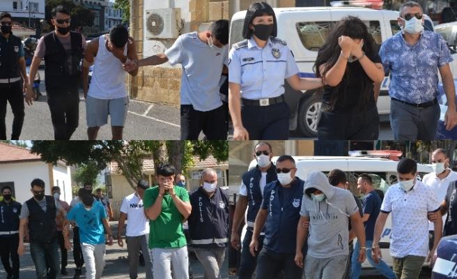 İleri soruşturmada iki kişi daha tutuklandı