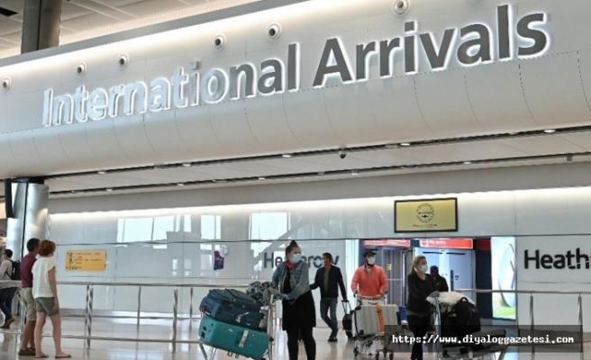 İngiltere Kıbrıs'tan gidenleri karantinaya almayacak