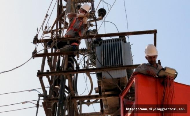 Şebekede bakımı elektriksiz bırakacak