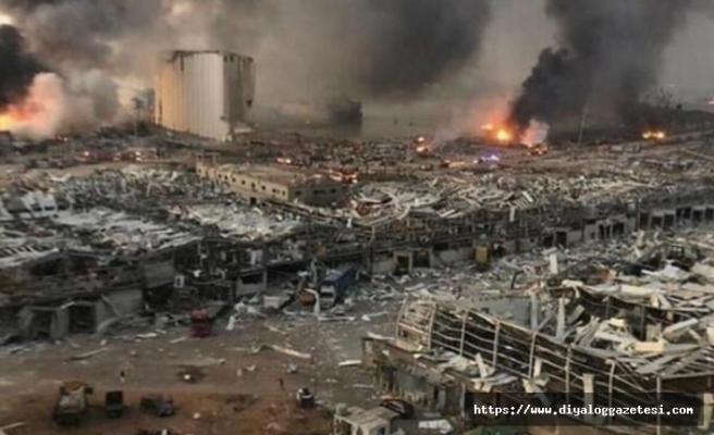 Beyrut'ta bilanço ağır