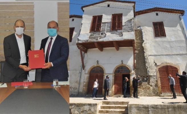 Osmanlı Konağı, yeniden hayat bulacak