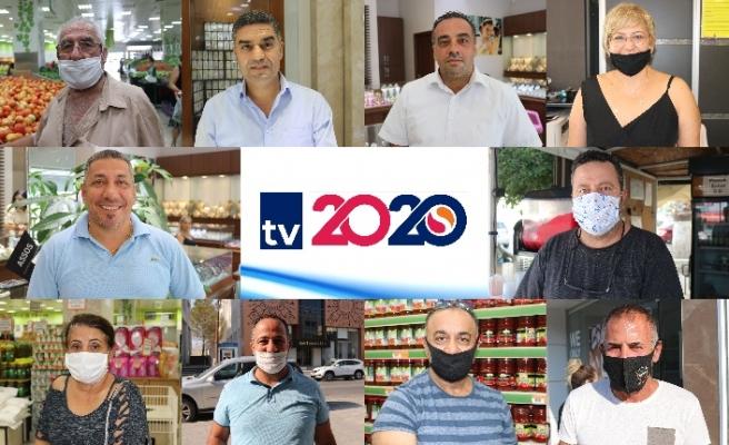 TV 2020'ye başarı dileğinde bulundular