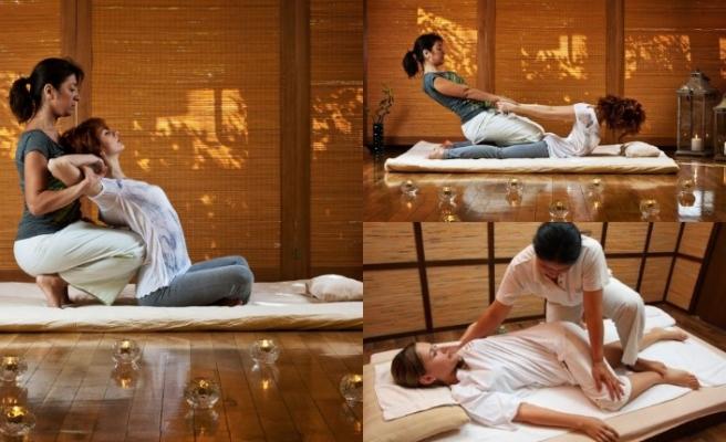 Thai masajı 2500 yıldan beri uygulanıyor