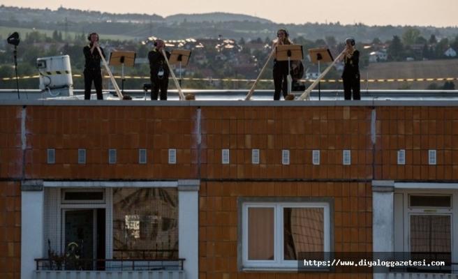 Dresden Senfoni Orkestrası'ndan: Çatı konseri