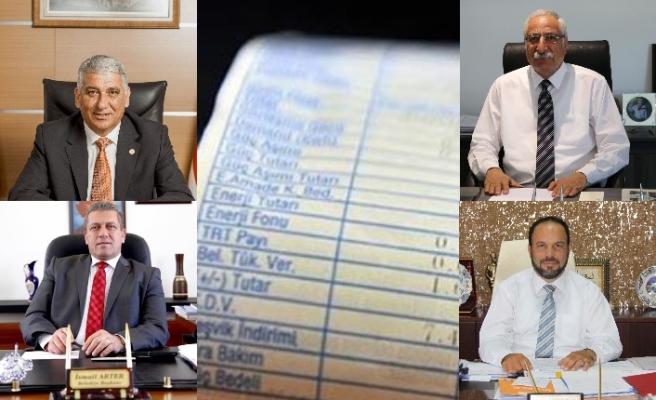 Gazimağusa Aylık 150 bin TL elektrik parası ödüyor