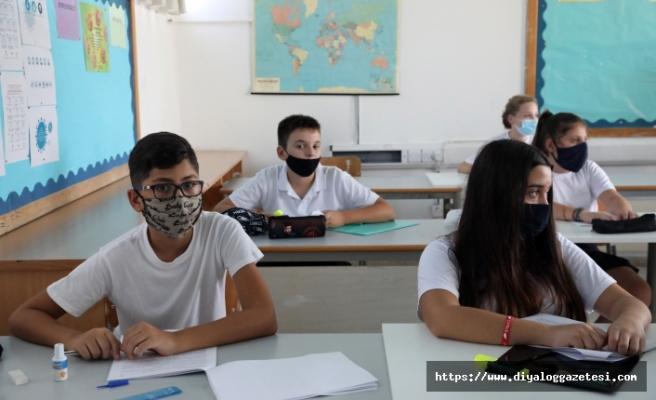 Tümü maskeli
