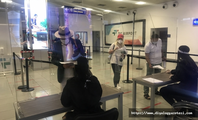 Turistler PCR testi ödeyecek