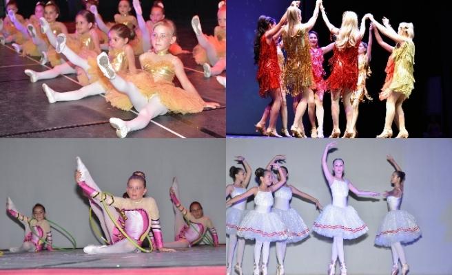 Happy Land bale ve dans eğitimleri büyük ilgi görüyor